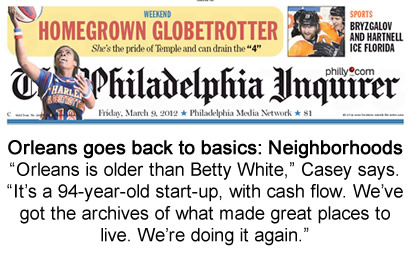 JP Orleans in Philadelphia Inquirer