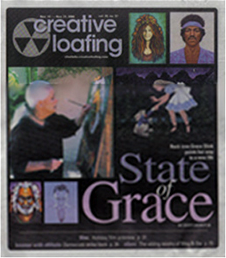 Grace Slick Creative Loafing